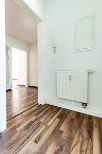 Eingangsbereich einer Wohnung